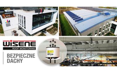 Ważna realizacja systemu WISENE Roof Monitoring w Smart Building Center
